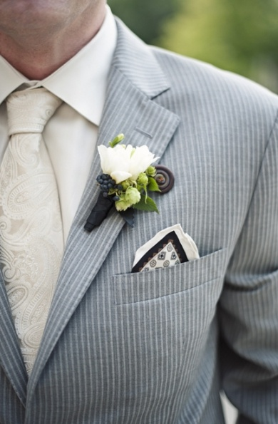 How To Fold A Pocket Square For A Wedding Glamorous Pochette